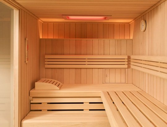 r ger sauna zu hause. Black Bedroom Furniture Sets. Home Design Ideas