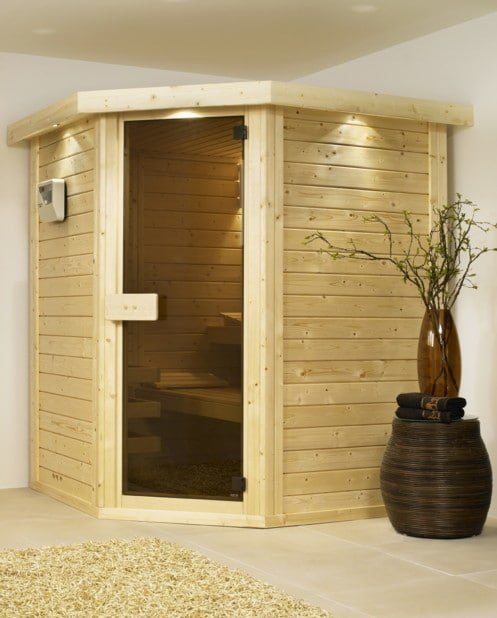 www helo sauna de helo aaro komplettset helo saunas apoolco sauna shop de helo sauna visage in. Black Bedroom Furniture Sets. Home Design Ideas