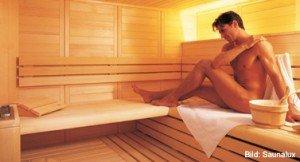Verhaltensregeln in der Sauna