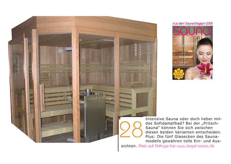 kugel-sauna