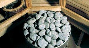 Hot Stones – die Saunasteine