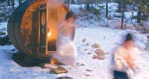 Sauna vs. Grippe