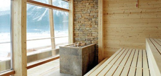 wie frau gerne sauniert sauna zu hause. Black Bedroom Furniture Sets. Home Design Ideas