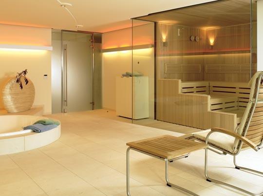 eine traumhafte sauna zu hause. Black Bedroom Furniture Sets. Home Design Ideas