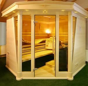 sawesa sauna zu hause. Black Bedroom Furniture Sets. Home Design Ideas