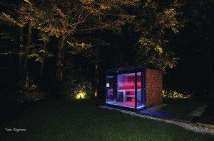 Sauna im Trend