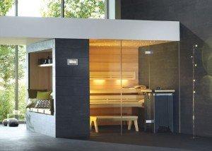 Edler querverweis f r designorientierte saunafans sauna zu hause - Whirlpool fur zuhause ...
