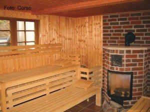 Sauna gegen den Trend