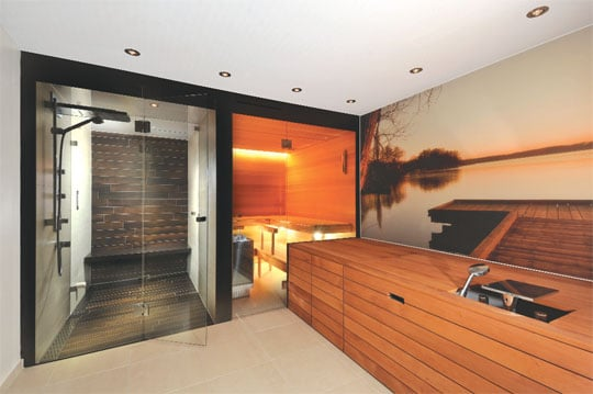 sauna im keller sauna sauna im keller schn best sauna. Black Bedroom Furniture Sets. Home Design Ideas