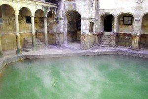 Sie kamen, sahen und schwitzen: Das römische Dampfbad