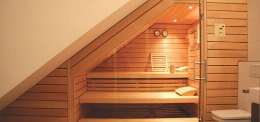 die 20 sch nsten designsaunen sauna zu hause. Black Bedroom Furniture Sets. Home Design Ideas