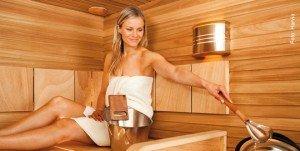 Mit natürlichen Sauna-Düften schwitzen