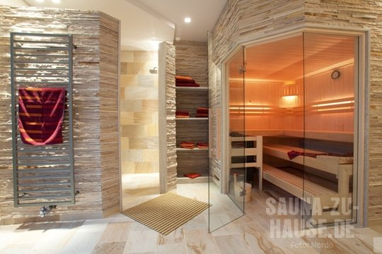 sauna designs zu hause. Black Bedroom Furniture Sets. Home Design Ideas