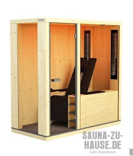 rotes begehren sauna zu hause. Black Bedroom Furniture Sets. Home Design Ideas