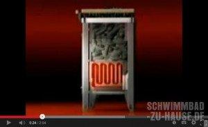 """Video: Saunaofen """"Majus"""" von Klafs"""