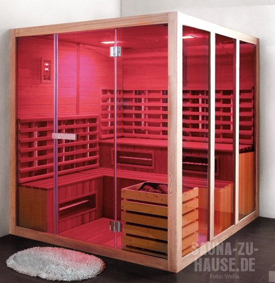 Wellis-Eclipse-Sauna-Infrar