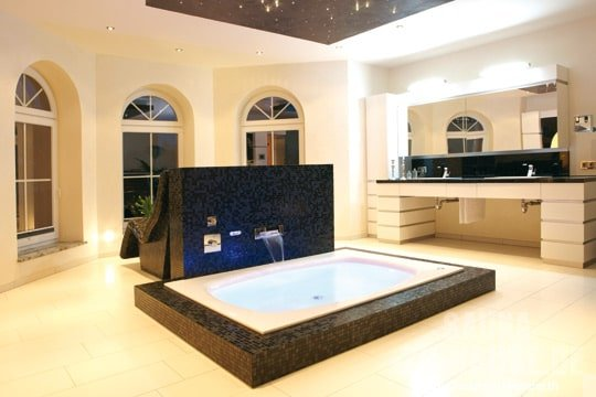 Wellnessraum zuhause  Wellness(t)raum im Mittelpunkt | Sauna-zu-Hause