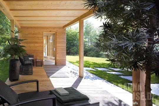 Der Sauna-Sommerkick