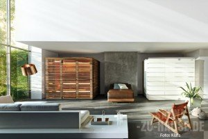 ein gef hl von geborgenheit sauna zu hause. Black Bedroom Furniture Sets. Home Design Ideas