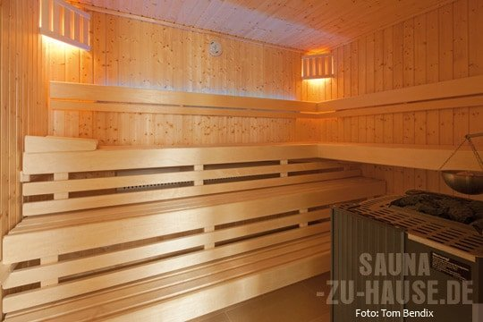 entspannung f r die ewigkeit sauna zu hause. Black Bedroom Furniture Sets. Home Design Ideas