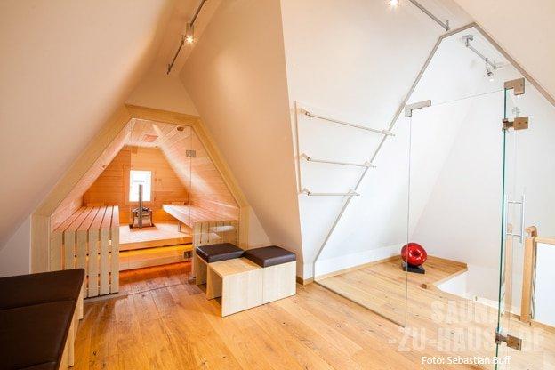loslassen und eintauchen sauna zu hause. Black Bedroom Furniture Sets. Home Design Ideas