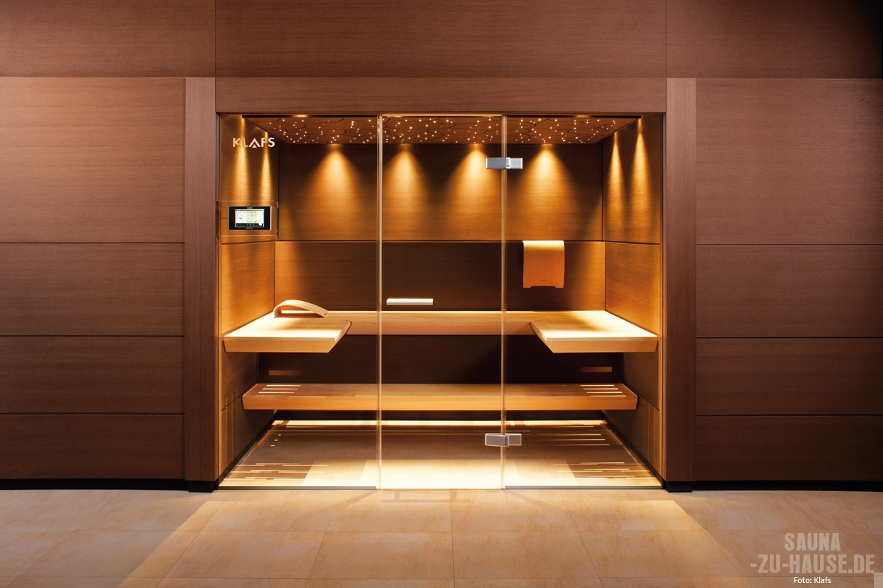 sauna reloaded sauna zu hause. Black Bedroom Furniture Sets. Home Design Ideas