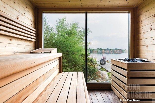 sommer seeblick und sauna sauna zu hause. Black Bedroom Furniture Sets. Home Design Ideas