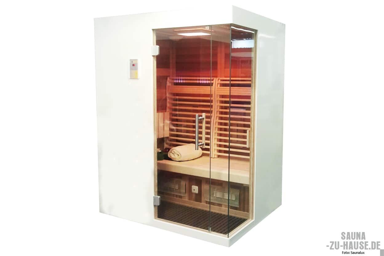 Unglaublich Sauna Für Zuhause Galerie Von Erholung-hoch-zwei-kombisauna-saunalux
