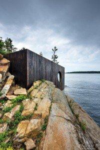 Making of: Grotto Sauna