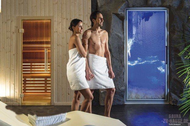 Ice-Age-Gute-Kombination-Sauna-und-Eisraum-nebeneinander
