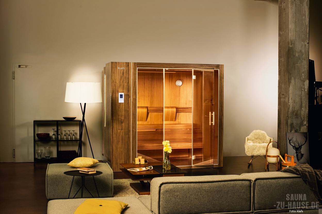 die sauna r evolution im detail sauna zu hause. Black Bedroom Furniture Sets. Home Design Ideas