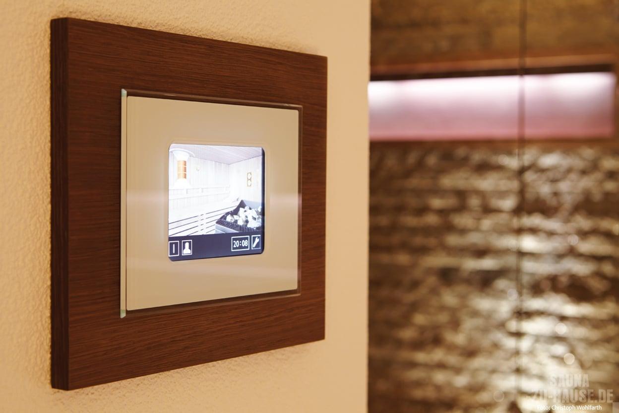 Moderne Natürlichkeit   Sauna-zu-Hause