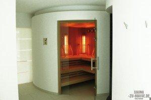 Wärme-von-Innen-Infrarotkabine-von-Fechner