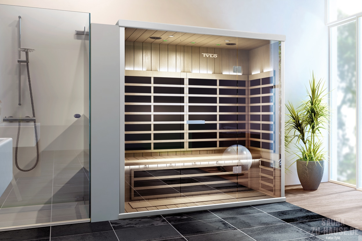 w rme von innen sauna zu hause. Black Bedroom Furniture Sets. Home Design Ideas
