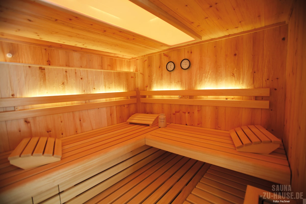 holz macht s sauna zu hause. Black Bedroom Furniture Sets. Home Design Ideas