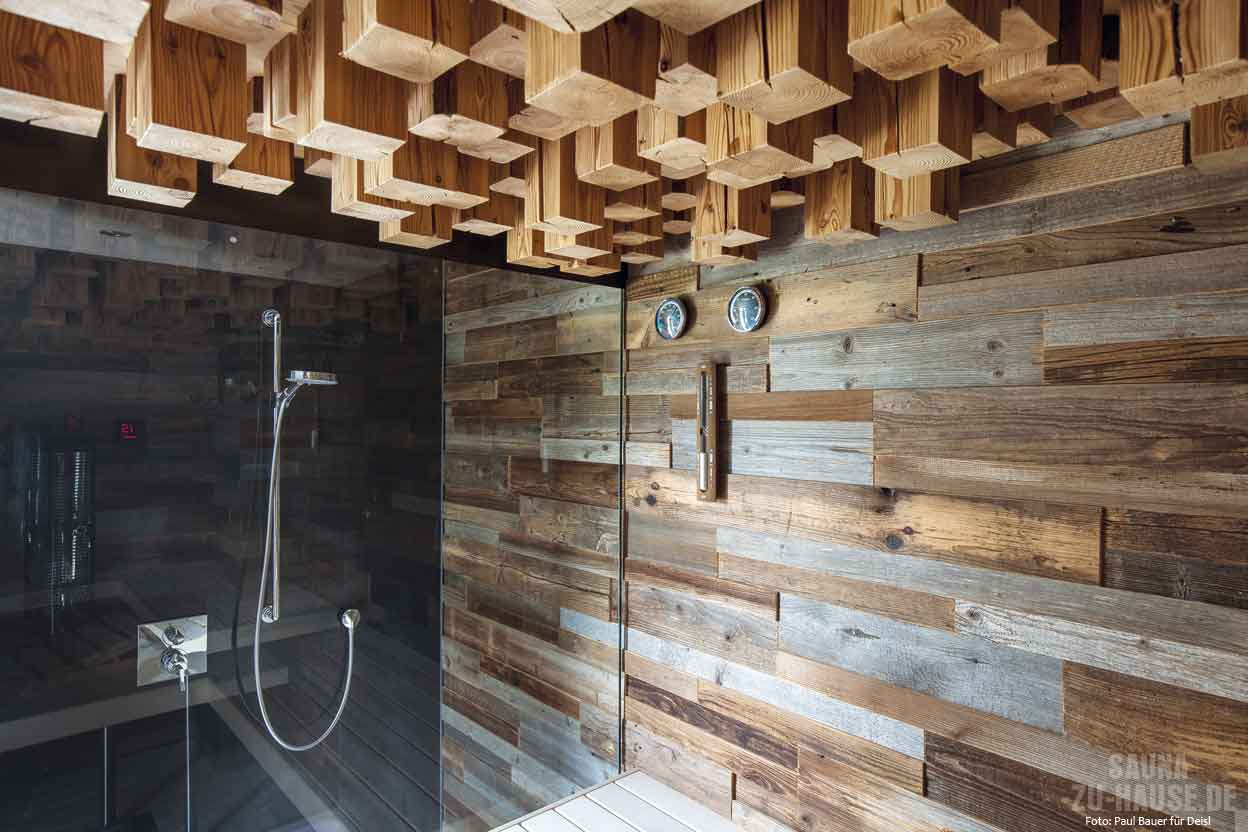 all in one sauna zu hause. Black Bedroom Furniture Sets. Home Design Ideas