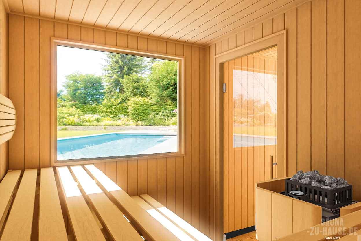 freiluftkultur sauna zu hause. Black Bedroom Furniture Sets. Home Design Ideas