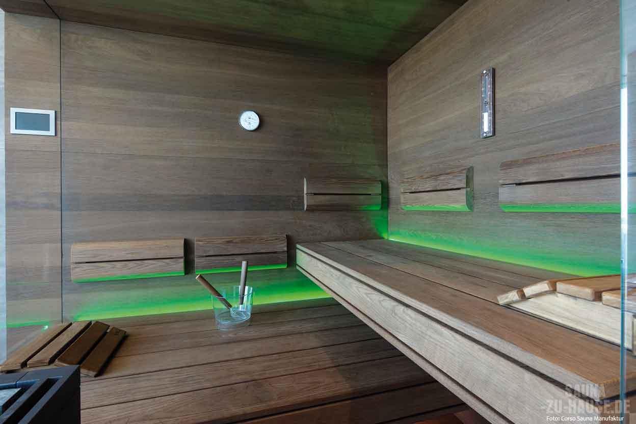 Kontrolle ist besser! | Sauna-zu-Hause