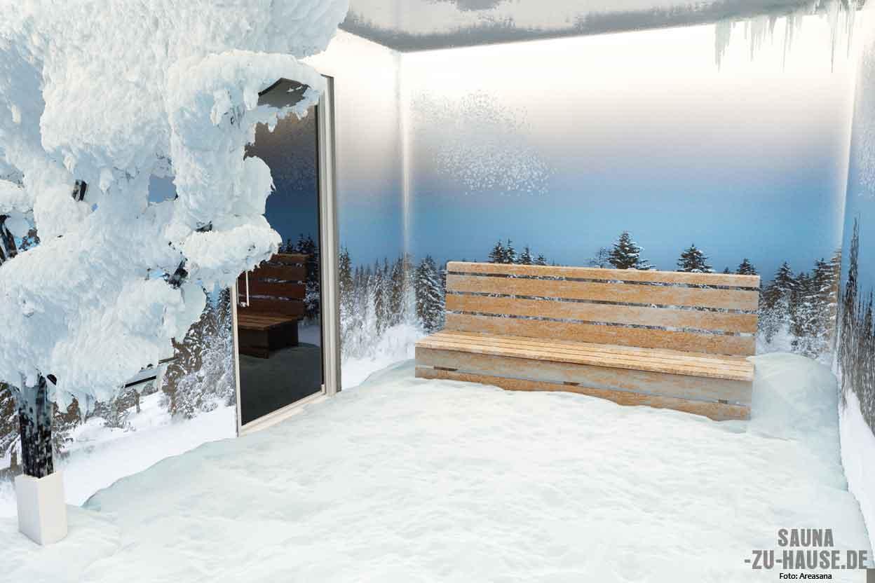 brrr illiante k lte sauna zu hause. Black Bedroom Furniture Sets. Home Design Ideas