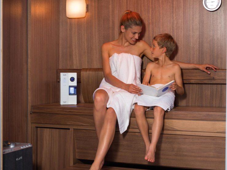 Schluss mit der Herbstmüdigkeit: Besser schlafen dank Sauna