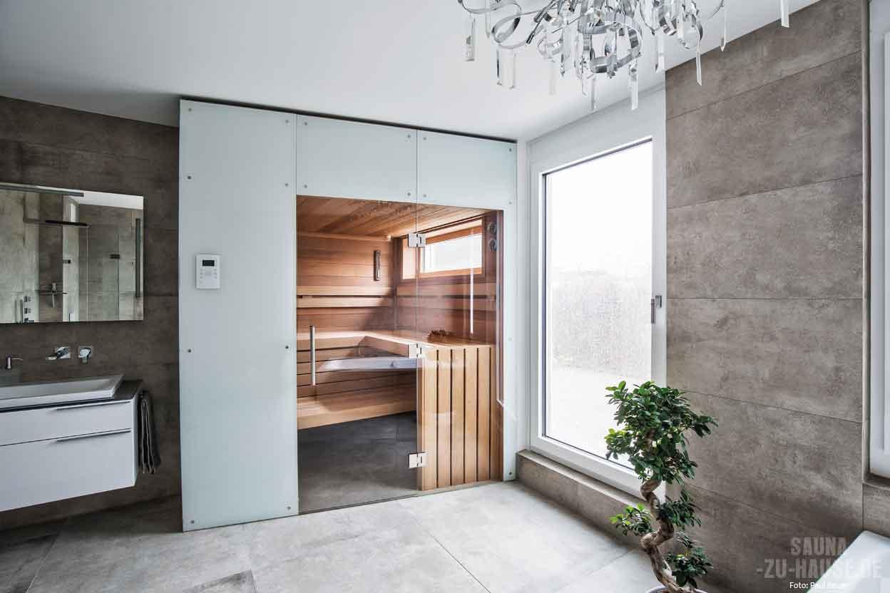 Wiener Wellnesstraum | Sauna-zu-Hause