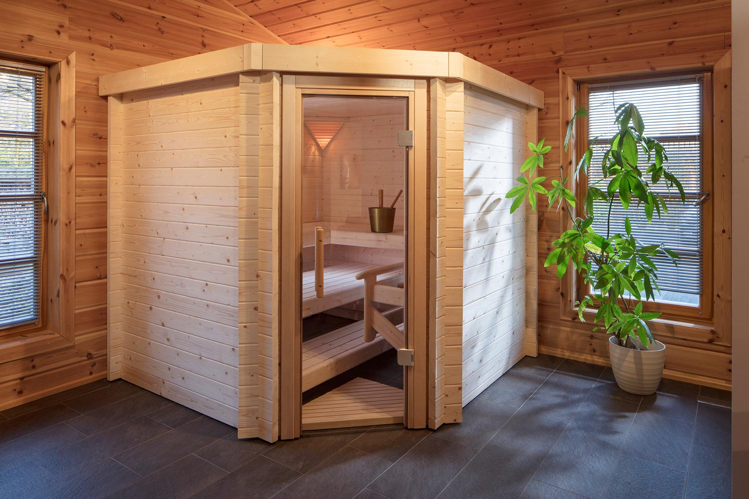 veranstaltungstipp fr hjahrsmesse bei b s finnland sauna sauna zu hause. Black Bedroom Furniture Sets. Home Design Ideas