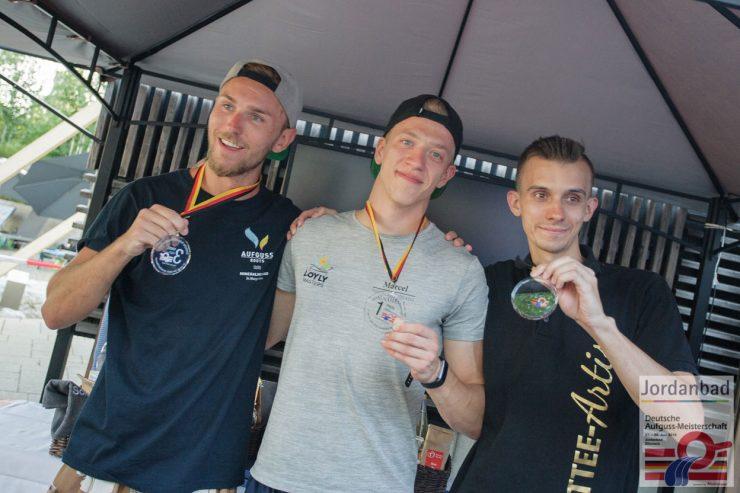 Fünfte Deutsche Aufguss-Meisterschaft erfolgreich beendet