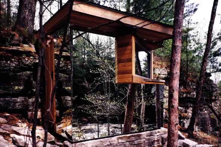Architektur und Tarnung