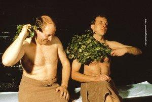 Terveisiä Saunasta – Willkommen in der Sauna! Teil II