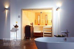 Sauna und Bad – Ziemlich beste Freunde