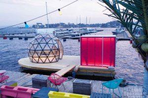 Miami Vice-Feeling in Oslo